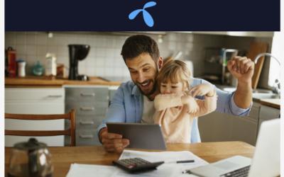3 tips til deg med ansatte på hjemmekontor fra Telenor