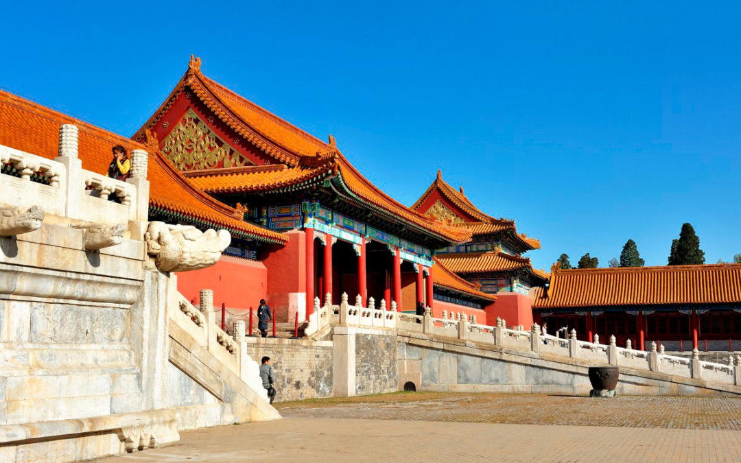 Fagtur til Kina