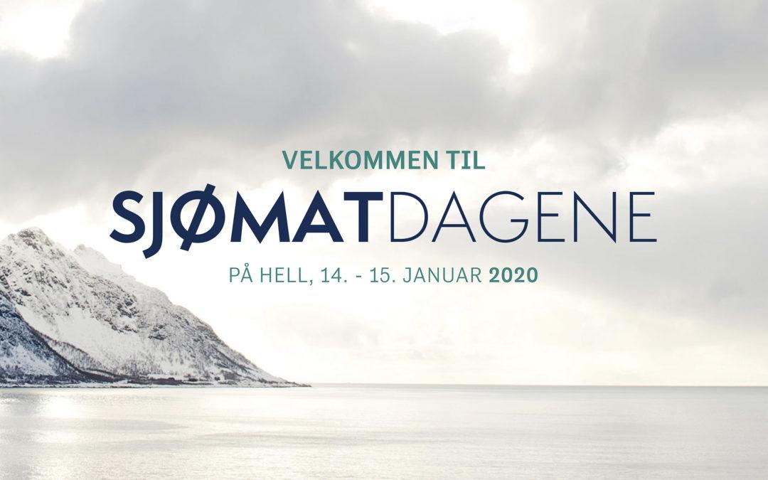UTSTILLING UNDER SJØMATDAGENE 14. og 15. januar 2020