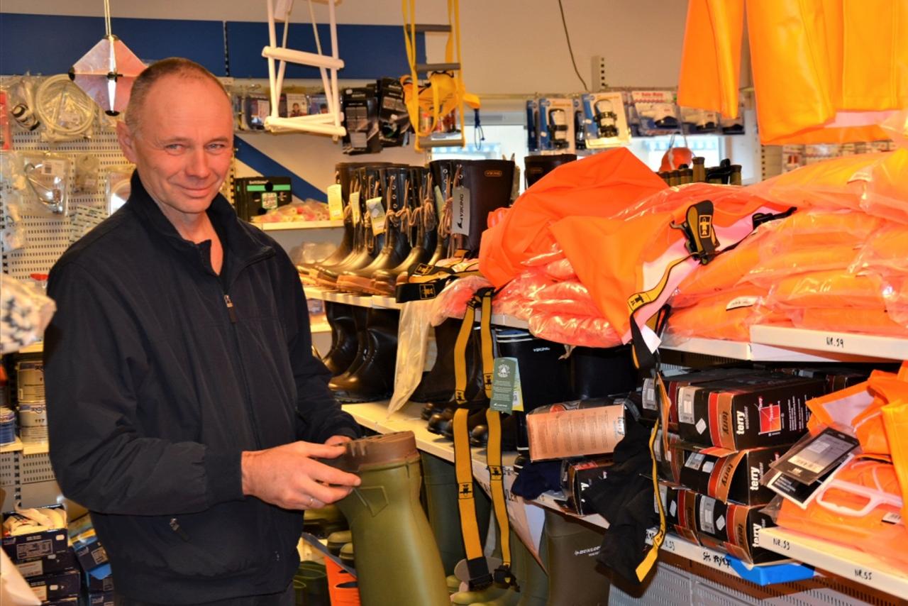 Norges Fiskarlag og FIAS vil samarbeid om medlemsfordeler