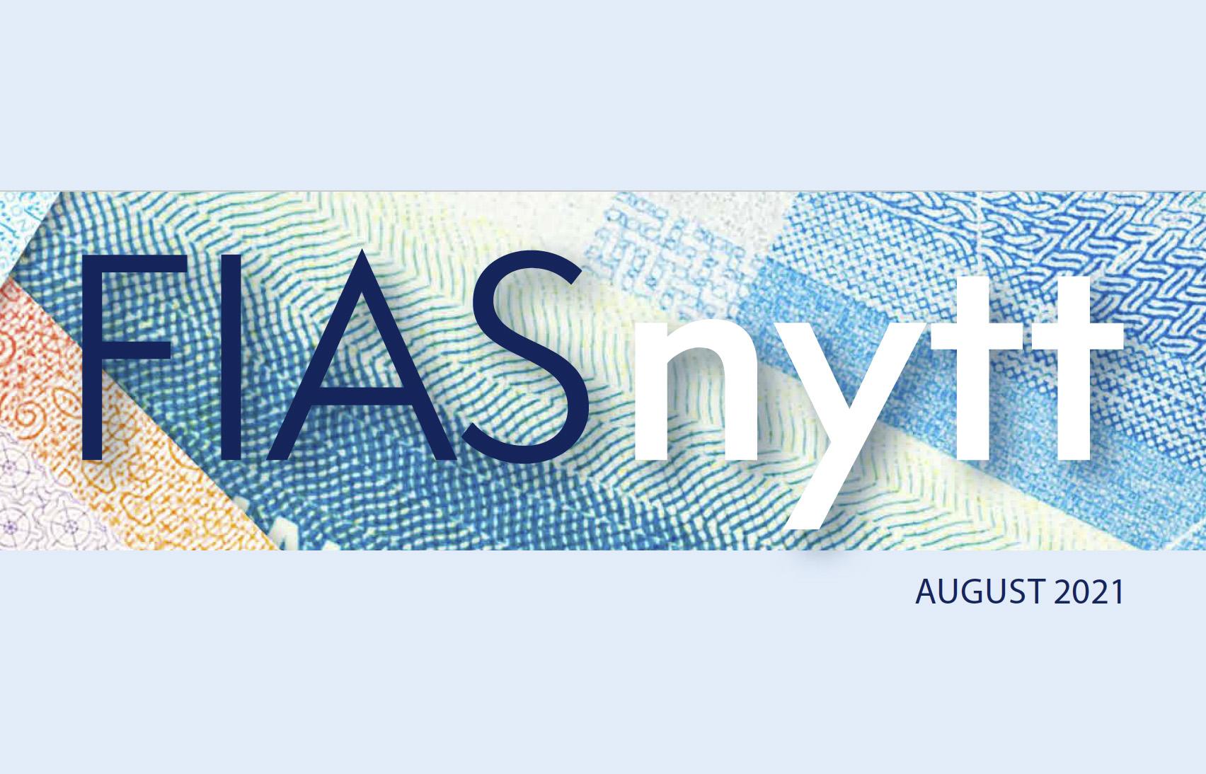 Les Fias-nytt for august